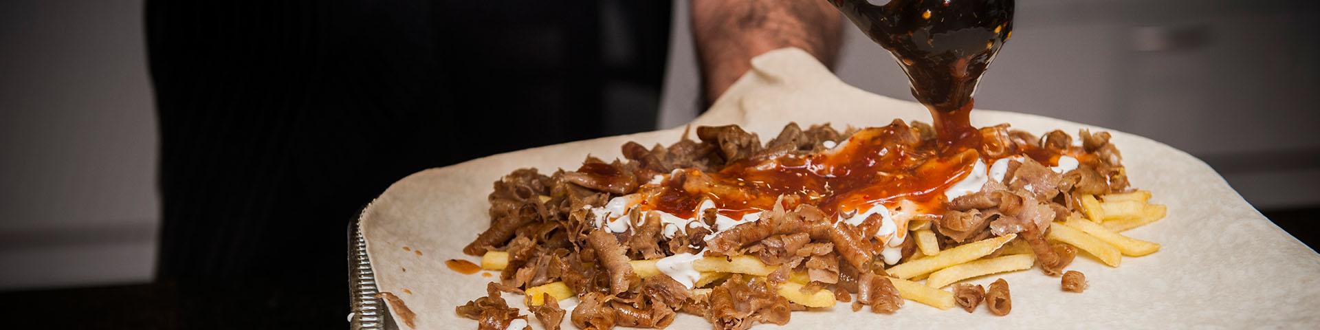 Kebab-slider